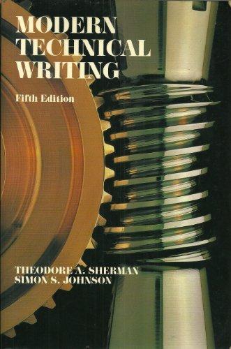 9780135975848: Modern Technical Writing