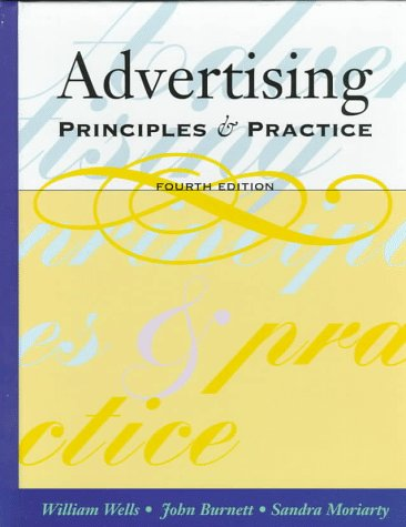 9780135978818: Advertising: Principles and Practices (Advertising : Principles & Practice, 4th ed)