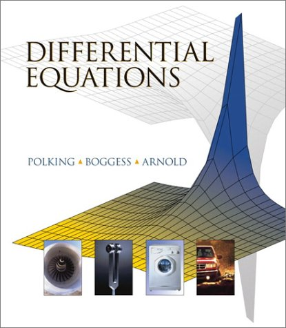 9780135981375: Differential Equations
