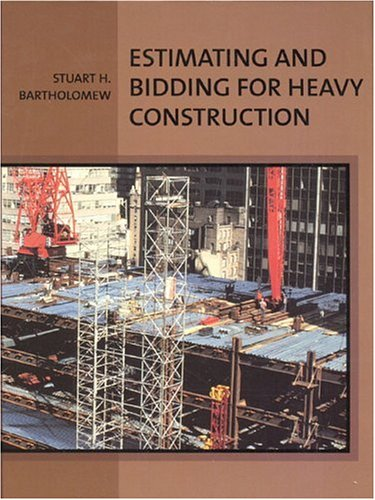 9780135983270: Estimating and Bidding for Heavy Construction