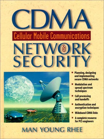 9780135984185: CDMA Cellular Mobile Communications and Network Security