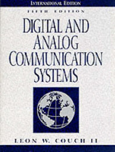 9780135990285: Digital and Analog Communication Systems