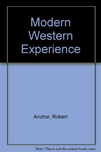 9780135993576: Modern Western Experience