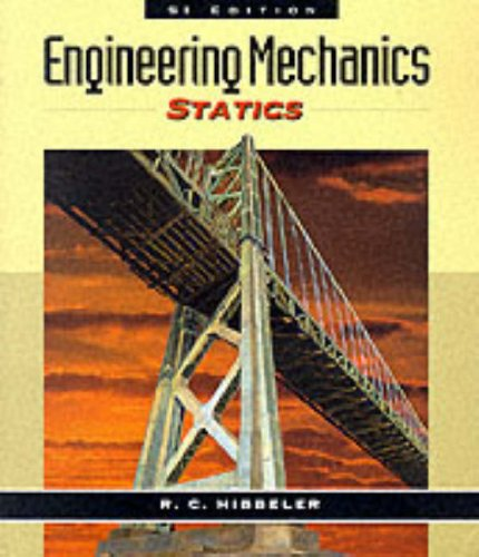 9780135995983: Engineering Mechanics: Statics (SI edition)
