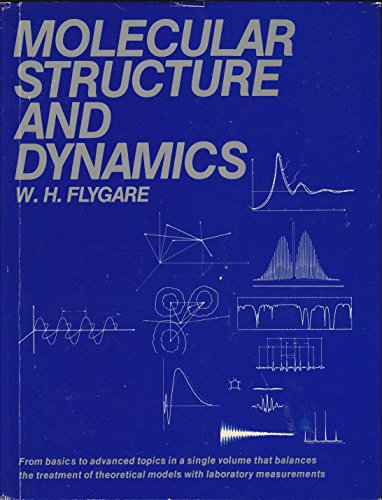 9780135997536: Molecular Structure and Dynamics