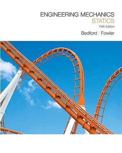 9780136000426: Engineering Mechanics Statics and Statics