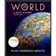 9780136000624: The World: A Brief History