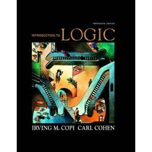 9780136000983: Introduction to Logic (Instructor's Review Copy)