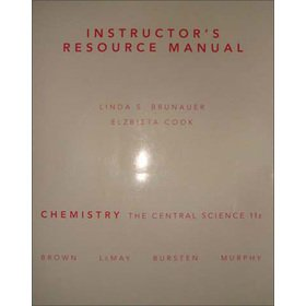 Instructor's Resource Manual (Chemistry the Central Science
