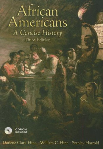 9780136002789: African Americans: A Concise History, 3rd Edition