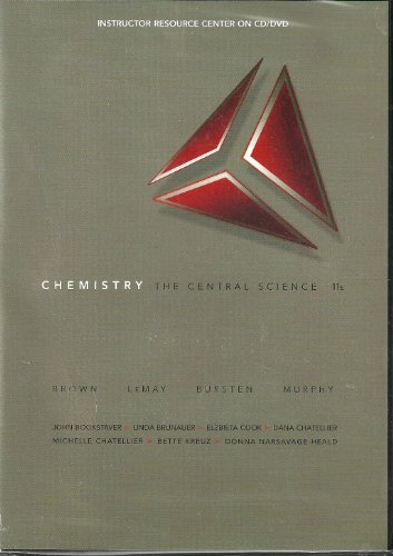 9780136002819: Instructor Resource Center for Chemistry: The Central Science 11e