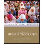 9780136003656: The Cultural Landscape: An Introduction to Human Geography