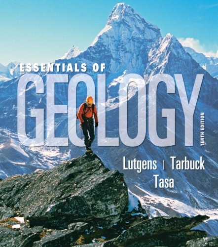 9780136003762: Essentials of Geology (10th Edition)
