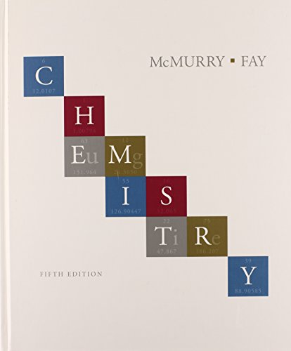 9780136006022: Chemistry Value Package (includes Selected Solutions Manual) (5th Edition)