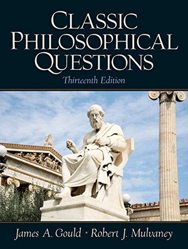 9780136006527: Classic Philosophical Questions (13th Edition)