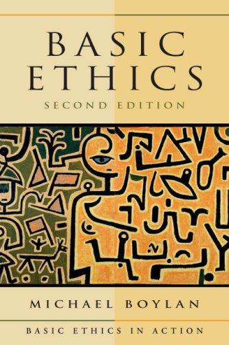 9780136006558: Basic Ethics (Basic Ethics in Action)