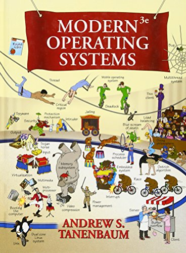 9780136006633: Modern Operating Systems (3rd Edition)