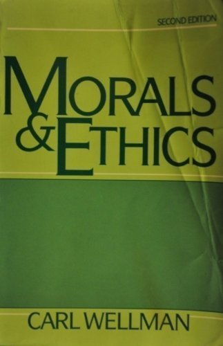 9780136007197: Morals and Ethics