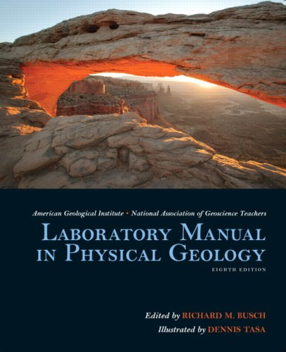 9780136007715: Laboratory Manual in Physical Geology (8th Edition)