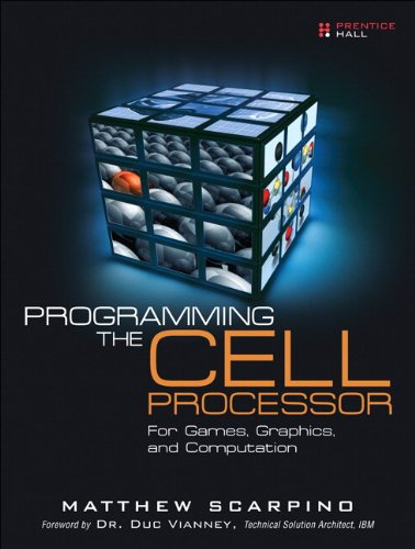 9780136008866: Programming the Cell Processor: For Games, Graphics, and Computation