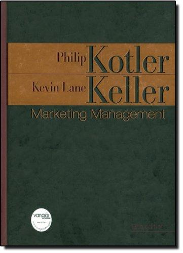 9780136009986: Marketing Management