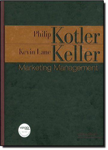9780136009986: Marketing Management (Pearson Custom Business Resources)