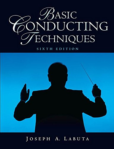 9780136011934: Basic Conducting Techniques