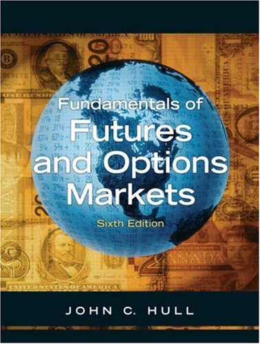 9780136012337: Fundamentals of Futures and Options Markets and Derivagem Package (6th Edition)