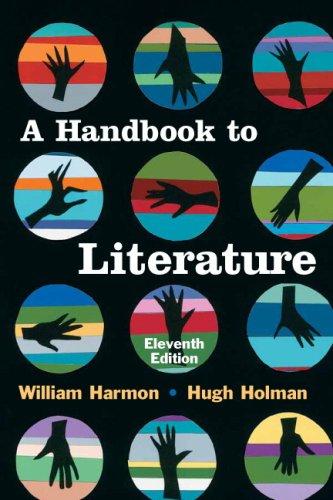 9780136014393: A Handbook to Literature (Handbook to Literature)