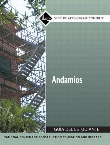 9780136014478: Scaffolding Level 1 Trainee Guide in Spanish (Domestic Version)