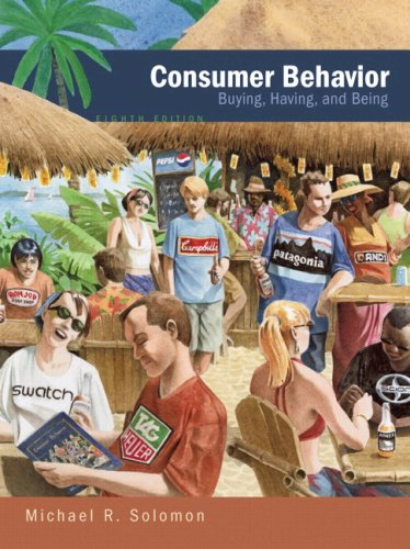 9780136015963: Consumer Behavior (8th Edition)