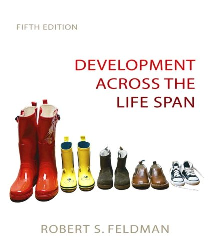 9780136016106: Development Across the Life Span (5th Edition)