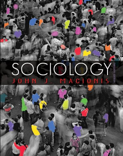 9780136016458: Sociology (12th Edition)