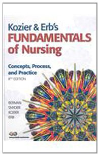9780136016700: Fundamentals of Nursing: Concepts, Process, and Practice