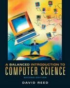 9780136017226: Balanced Introduction to Computer Science, A (2nd Edition)