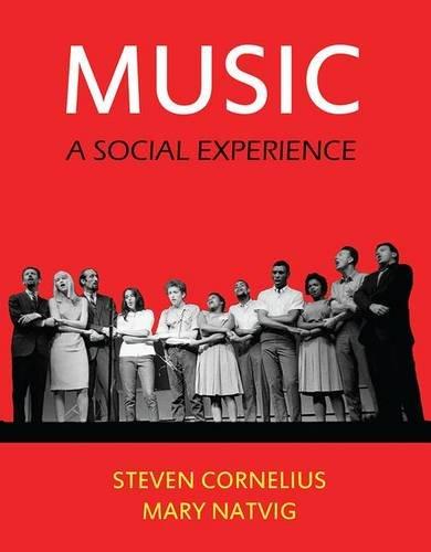 9780136017509: Music: A Social Experience