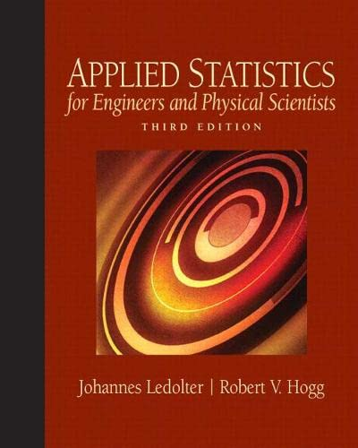 9780136017981: Applied Statistics for Engineers and Physical Scientists (3rd Edition)