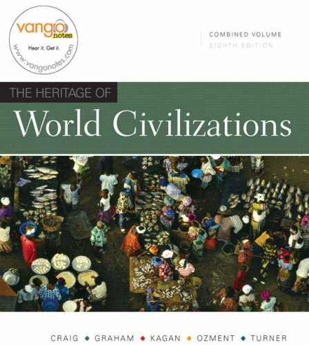 9780136019053: Heritage of World Civilizations, The, Combined Volume (8th Edition)