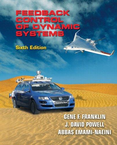 9780136019695: Feedback Control of Dynamic Systems (6th Edition)