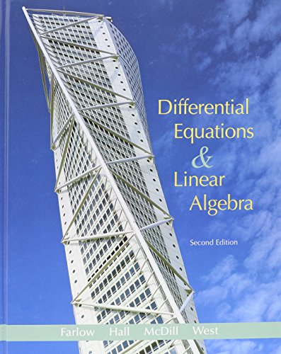9780136020356: Differential Equations and Linear Algebra & Student Solutions Manual for Differential Equations and Linear Algebra Package (2nd Edition)