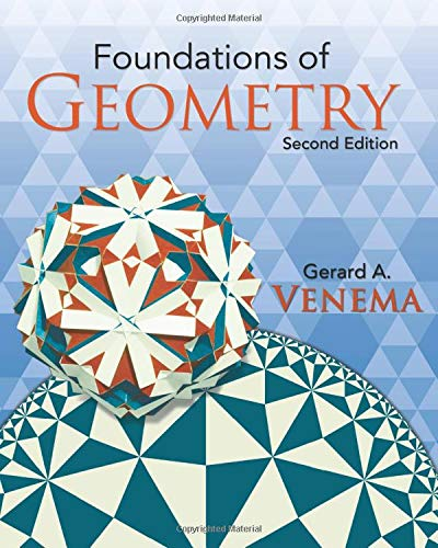 9780136020585: Foundations of Geometry