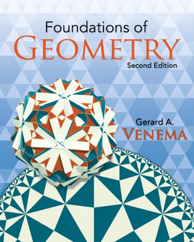 9780136020585: Foundations of Geometry (2nd Edition)
