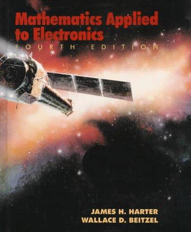 9780136020615: Mathematics Applied to Electronics