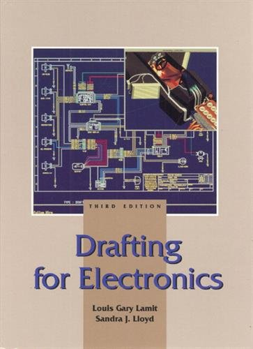 9780136021377: Drafting for Electronics: (3rd Edition)