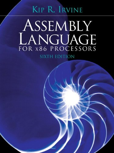 9780136022121: Assembly Language for X86 Processors
