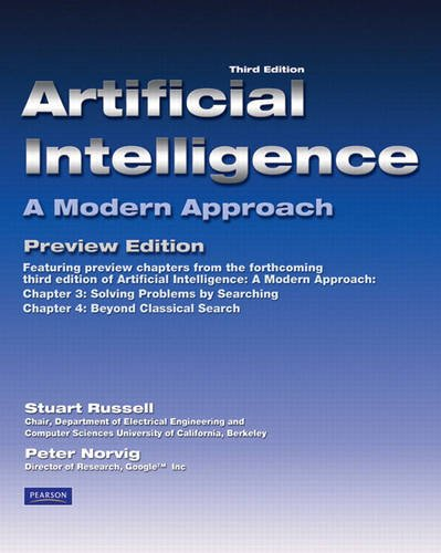 9780136022923: Artificial Intelligence