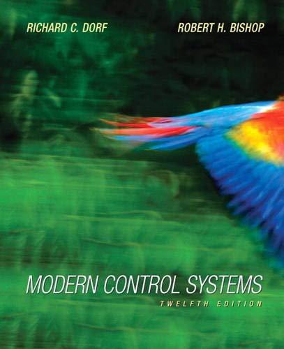 9780136024583: Modern Control Systems (12th Edition)