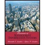 9780136025818: Essentials of Management Information Systems