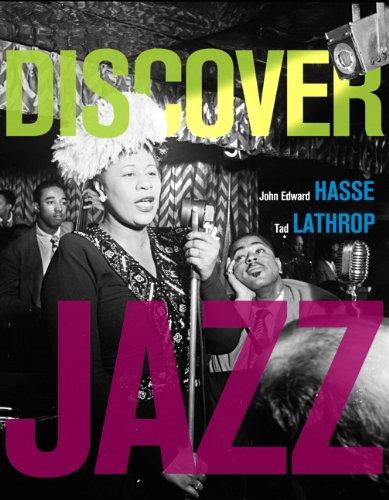 Discover Jazz: Tad Lathrop; Grayson