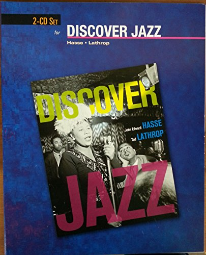 9780136026426: 2 CD Set for Discover Jazz